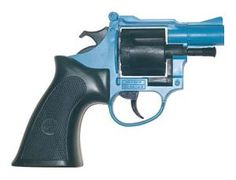 The Edison Phantom is a 12 shot cap gun that is perfect for children and adults to play with. This model comes complete in a display box. The Edison 12 shot super disc caps are suitable for use with this model.