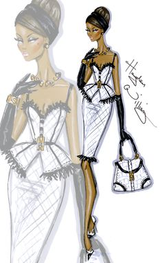 haydenwilliamsillustrations:  'Polished Perfection' by Hayden Williams