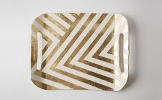 up in the air somewhere / zig zag tray