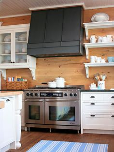 Tie Together cabinets and shelves with brackets