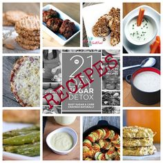 21 Day Sugar Detox - 10 Detox-Friendly Recipes