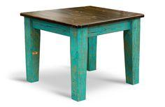 Vintage Flooring and Furniture Farm Dining Table | Wayfair