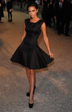 Beauty, perfection in every way possible-- Victoria Beckham.