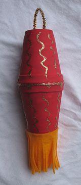 Kid's Craft   Chinese New Year   Chinese Red Lantern
