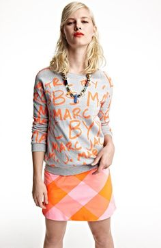 MARC BY MARC JACOBS 'MBMJ' Sweatshirt | Nordstrom