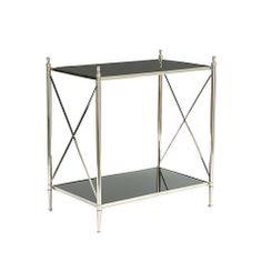 Renard Rectangular Side Table by Ballard Designs  I  ballarddesigns.com