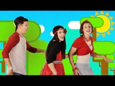 ▶ Hillsong Kids Jr. - Free As A Bee (Crazy Noise) - YouTube