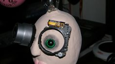 Steampunk Doll Continues To Evolve >:-))) by sugarpacketchad, via Flickr