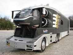 The Highwayman Truck