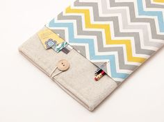 11 inch Macbook AIR case Linen macbook case with by BluCase, $23.90