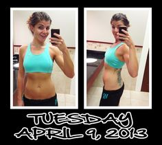 Day 9 of my 30 Day Ab Challenge. Working out IS working out!