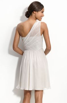 Bridesmaids Dress Back