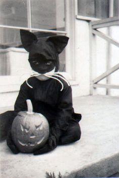 vintage cat costume - Google Search