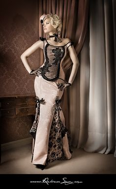 steampunk state, maya hansen, fashion, cloth, dress