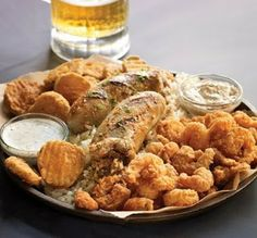 Deep Fried Pickles With Old Bay And Buttermilk Recipes — Dishmaps
