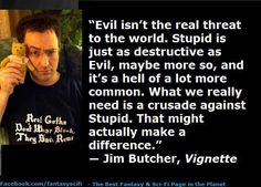 Jim Butcher, The Dresden Files