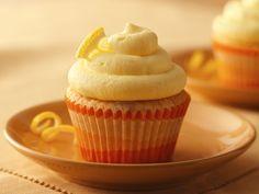 Lightly Lemon Cupcakes from Betty Crocker