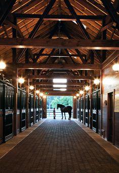 horse stables, hors barn, horse ranch, dream barn, wood ceilings