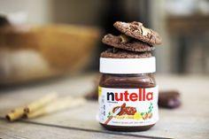 Hazelnut Crunch Cookies — Glazed & Confused