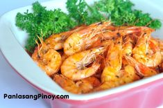 Garlic Butter Shrimp - the secret ingredient here is lemon soda. I may try this with a natural soda, like Hansen's or a lemon-flavored sparkling water.