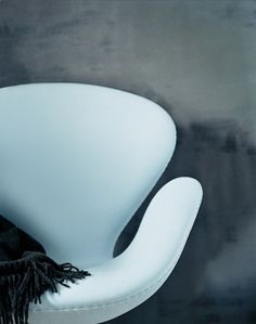 Swan Chair - Arne Jacobsen for Fritz Hansen - 1958