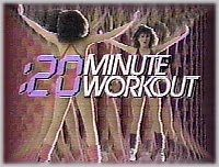 Back when I was about 6, I would start every day with the 20 Minute Workout, with Bess Motta. Recently, I came across DVD's. So, it's the early 80's and a different type of workout than what we favor, now. Still, great way for me to add that essential 20 min back into my day. :-)