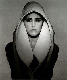 models, fashion, hoods, yasmin le, favourit supermodel, old photos, black, le bon, eyes