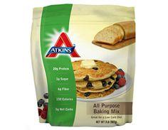 Atkins All Purpose Baking Mix copycat recipe.