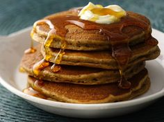 Perfect Pancakes  Whether you're planning a big holiday breakfast for the whole family or whipping up a quick breakfast-for-dinner on a busy weeknight, these 20 creative cakes really stack up.