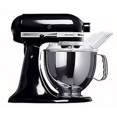 This is a big dream of mine, To own a KitchenAid stand mixer in Black or Grey