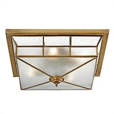 Harbor Breeze 18 In Hive Series Aged Bronze Ceiling Fan With Light ...