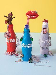 coca cola, bottl, alexandra bruel, vogue fashion, coke, fashion blogs, fashion art, cocacola, fashion campaigns