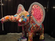 Cool Fabric Elephant