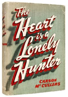 Typeverything.com - Carson McCullers 'The Heart is a Lonely Hunter' 40'.