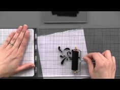 QuicKutz Epic 6 Letterpress Tool by Lifestyle Crafts (Paper Wishes Weekly Webisodes)