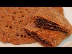Chocolate Baghrir Recipe - Moroccan Pancakes