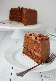 Hershey's Symphony Chocolate Cake