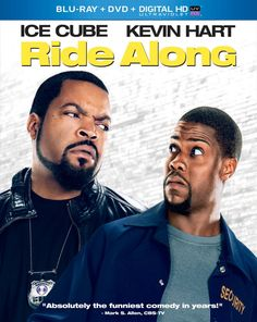 "Autographed ""Ride Along"" Blu-Ray Giveaway"