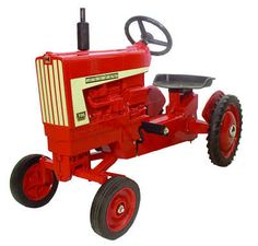 pedal tractor .