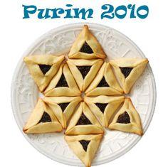 gift baskets, jewish holiday, stars, food, cooki, purim parti, star of david, recip, hamantaschen