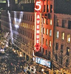 5th Avenue Theatre - Seattle