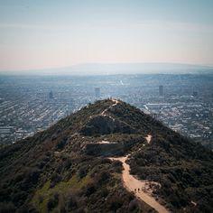 Runyon Canyon, Los Angeles / photo by Dan Marker-Moore
