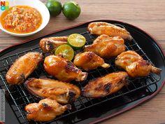 Honey Baked Wings Recipe