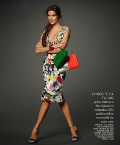 Cameron Russell by Toby Knott for Porter Magazine #2 Summer 2014 2