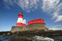 lights, lighthouses, parties, 17th century, light hous, islands, guid light, farn island, longston lighthous