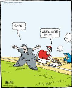 LOL! Umpires...