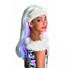 Great addition to the Monster High Abbey costume, sold separately.