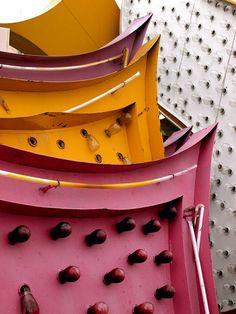 The Neon Museum, The Boneyard, Las Vegas, NV