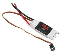 Dji MultiRotor Replacement 18Amp Brushless ESC - OPTO
