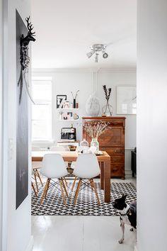 dining style / styling by laura Seppänen.